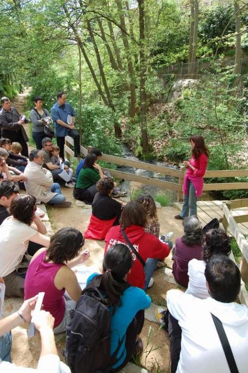 Museu etnol gic del montseny la gabella for Les piscines del montseny
